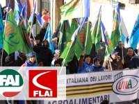 Ccnl alimentare: larga adesione agli scioperi e il 29 mobilitazione nazionale