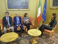 Caporalato: Boldrini riceve i sindacati. Massimo impegno contro lo sfruttamento