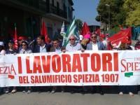 Salumificio Spiezia: Chiude lo stabilimento, avviato il procedimento di licenziamento per i lavoratori