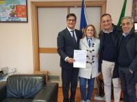 """Enzo Catapano, Sindaco di San Giuseppe Vesuviano firma """"per far bene al mio Paese"""""""