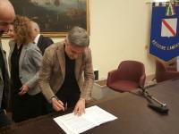La UILA Campania e Napoli esprime viva soddisfazione per la firma del contratto integrativo dei lavoratori idraulico-forestali campani.
