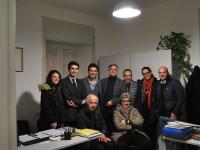 Primo Congresso della Lega comunale UILA di Scisciano.