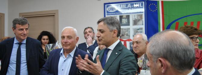 Parte la stagione congressuale UILA; Ecco tutte le date in Campania