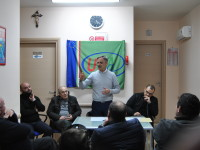 Congresso Lega Comunale Boscoreale: Rinnovata la fiducia a Giuseppe Sodano