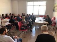 E' iniziato il corso di formazione per giovani quadri dirigenti della UILA Campania e Napoli.