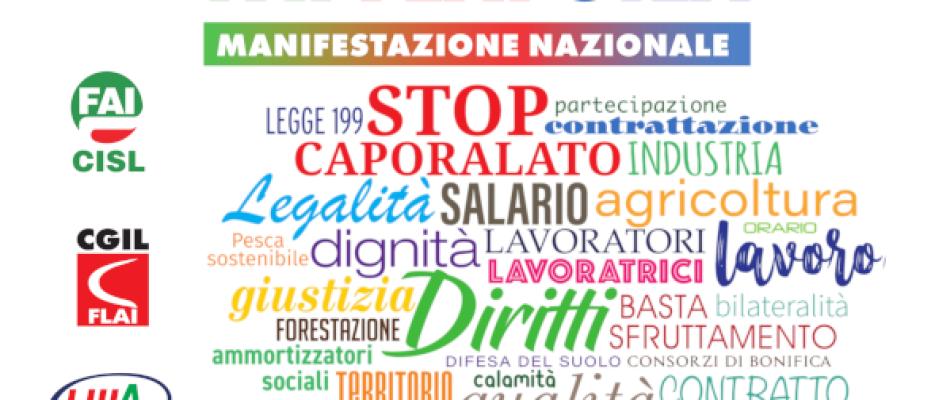 11 Maggio a Roma; LeRadiciDelLavoro