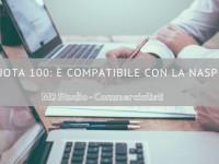 NASpI, Quota 100 e pensioni agevolate: le regole INPS sulla compatibilità