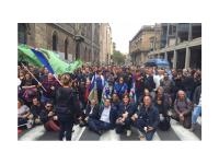 Vertenza idraulico – forestali campani: i sindacati sospendono lo sciopero generale!