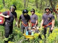Incidenti sul lavoro: due operai Comunità Montana feriti da ordigno bellico.