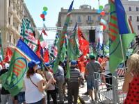 """Decreto """"Sostegni"""": I lavoratori agricoli in piazza a Napoli contro le decisioni del Governo"""