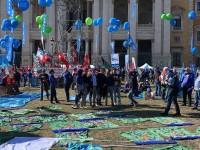 Manifestazione Nazionale CGIL CISL UIL